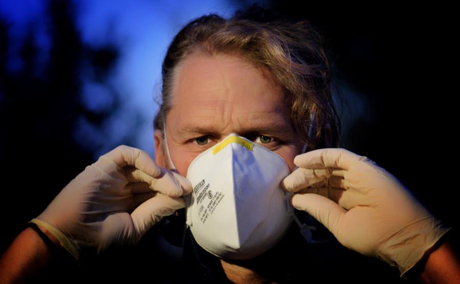 masque professionnel medical